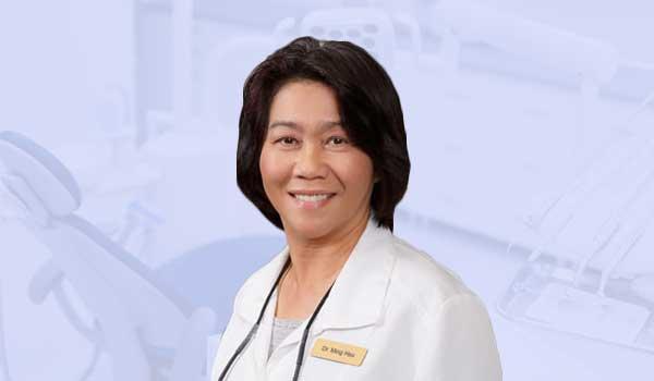 Dr Hsu dentist in Calgary NE